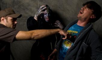 Kali causing a little death and destruction!